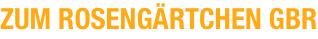 Zum Rosengärtchen GbR Logo