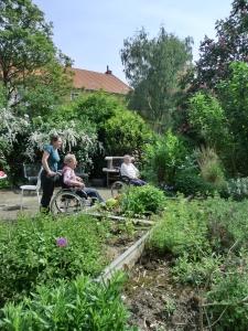 Gartenprojekt Rosengärtchen